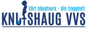 Logo Rørlegger Knutshaug VVS AS